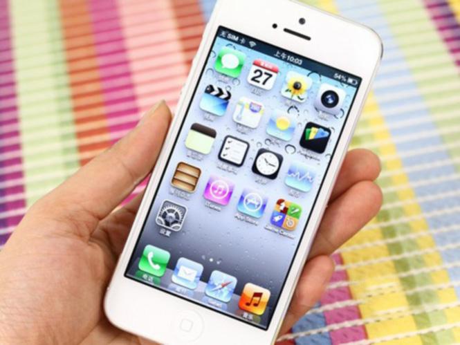 تقنية اللمس الجديدة بديلة عن التقنية التي تدعمها الشاشة الحالية في هاتف آيفون 5