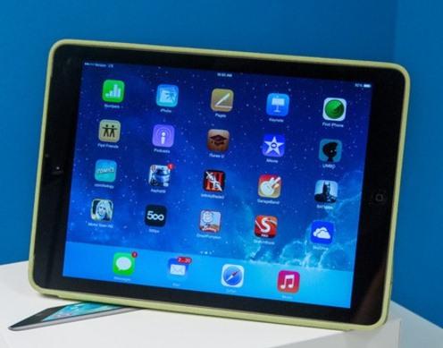 مزايا كمبيوتر iPad Air الجديد