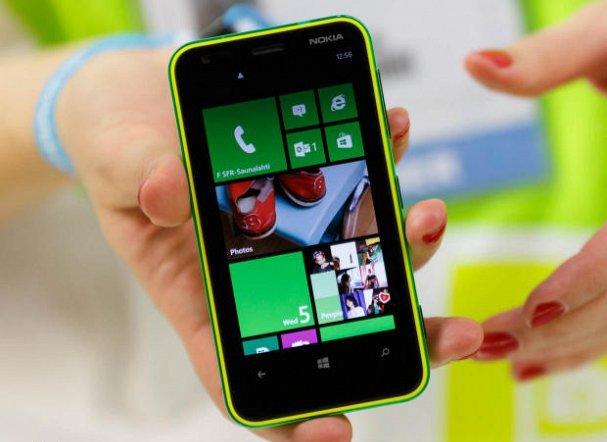نوكيا تبيع 8.8 مليون هاتف لوميا في الربع الثالث من 2013