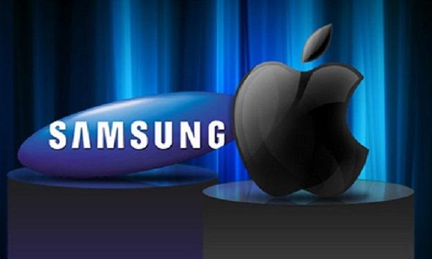 أبل تتفوق على سامسونج في سوق الهواتف الذكية بالولايات المتحدة