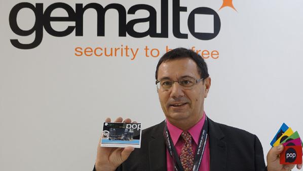 """جيمالتو تفوز بجائزة عالمية عن """" أفضل إعداد لتقنية التواصل قريب المدى """""""