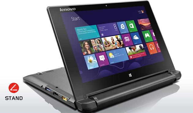 لينوفو تطلق الحاسب المحمول  Flex 10  بشاشة لمس قابلة للدوران 300 درجة
