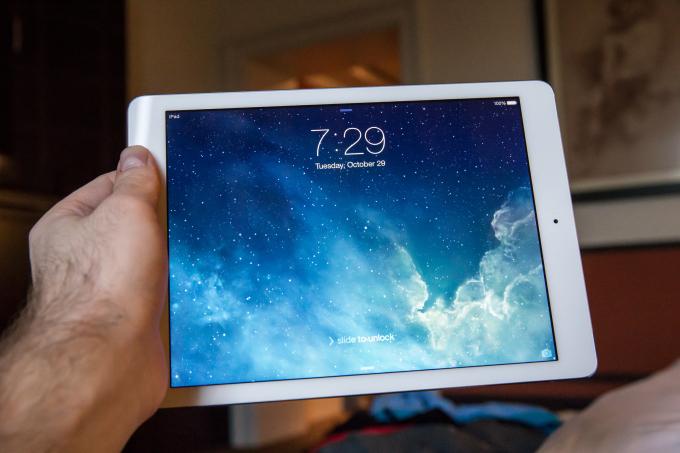 iPad Air يحقق شعبية كبيرة بعد أيام قليلة من طرحه في الأسواق