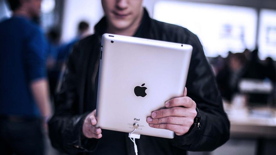 تقارير: أبل تستعد لإطلاق آيباد 12.9 بوصة في 2014