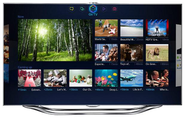 تلفزيونات سامسونج تجعل المستخدم يتحكم في جميع الأجهزة المنزلية!