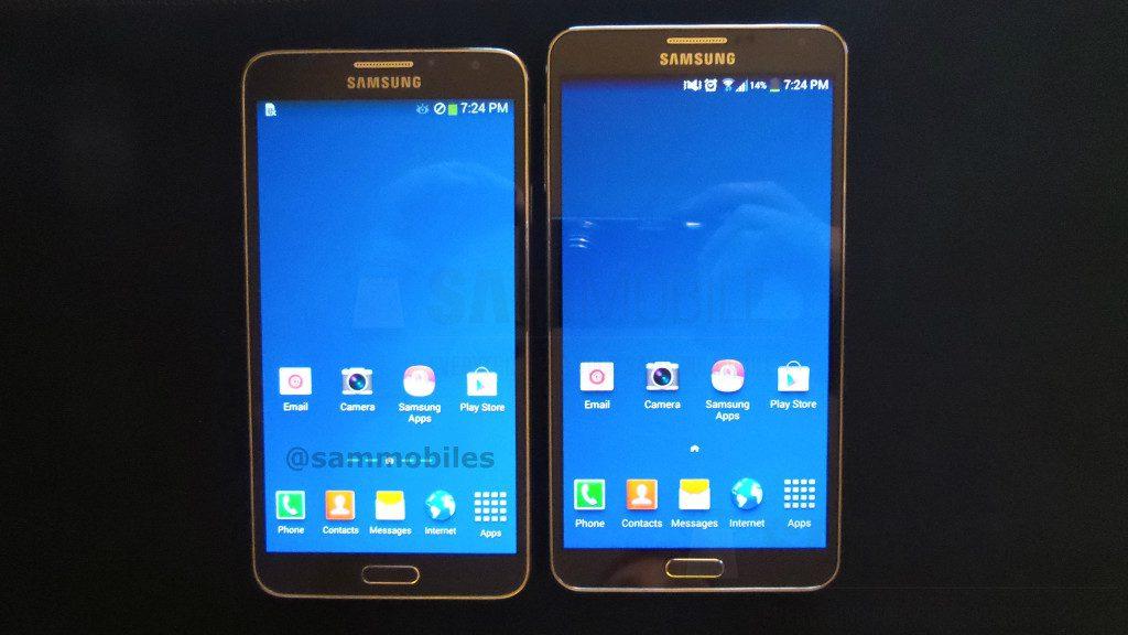 سامسونج تزود هاتف جالاكسي نوت 3 نيو بنظام معالجة سداسي النواة