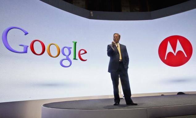لينوفو اشترت موتورولا من غوغل بقيمة ٢.٩ مليار دولار