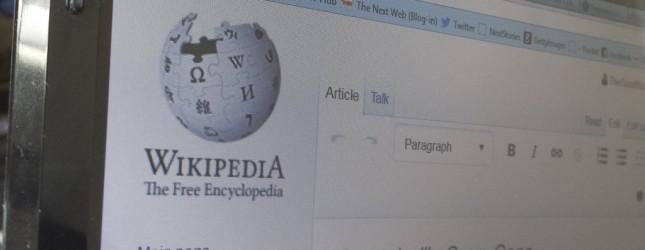 ويكيبيديا تتيح قراءة مقالاتها بأصوات المشاهير