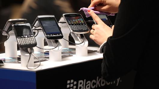رئيس بلاكبيري: سأبيع BBM مقابل 19 مليار دولار