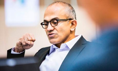 رسميا..مايكروسوفت تعين رئيسها التنفيذي الجديد