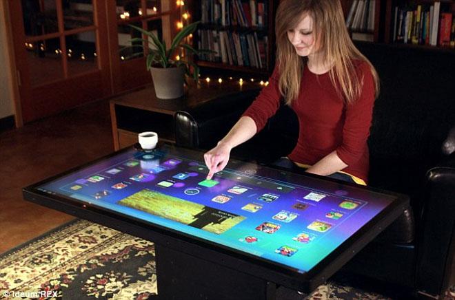 طاولة ذكية 01
