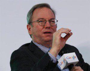 غوغل تكافئ مديرها التنفيذي السابق بـ100 مليون دولار