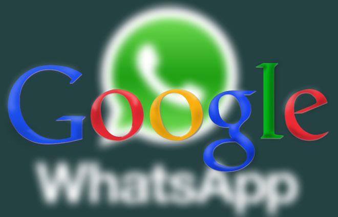 غوغل واتس أب 00