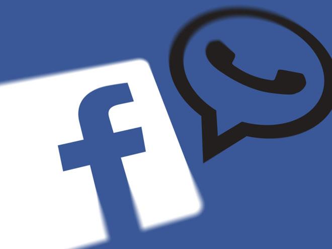 فيسبوك واتس أب