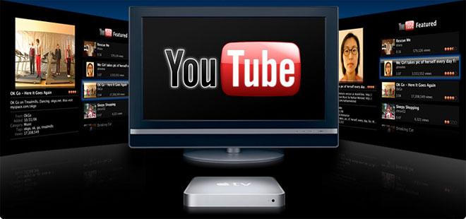 يوتيوب على التلفزيون