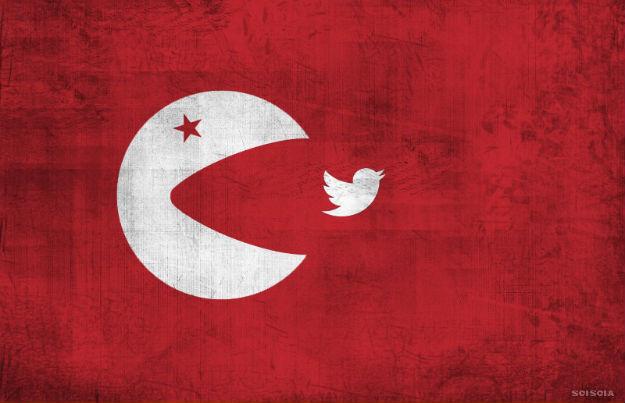 الحكومة التركية قادرة على الكشف عن مخترقي حظر تويتر ويوتيوب