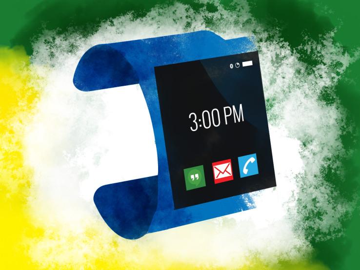 تسريب مواصفات ساعة غوغل الذكية
