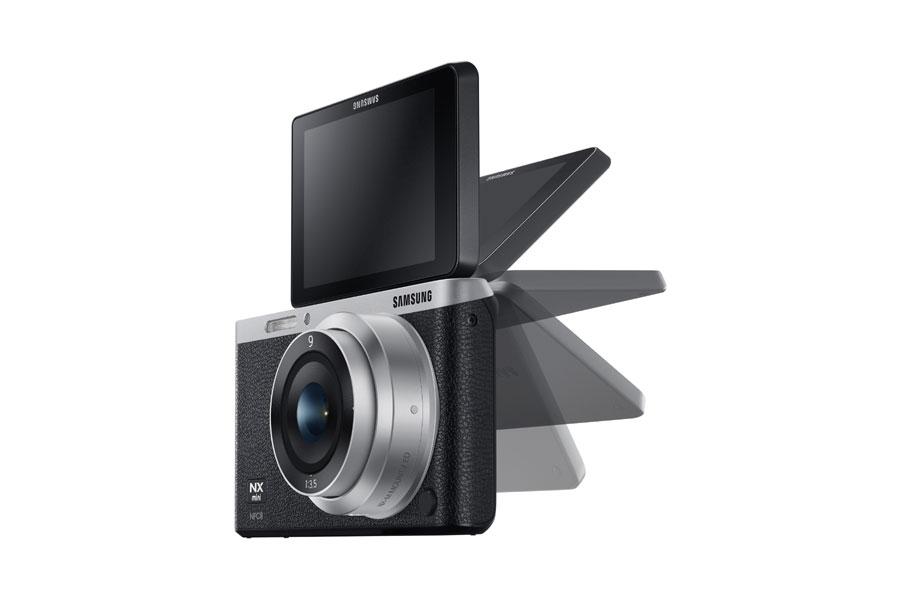 سامسونج تكشف عن الكاميرا NX Mini العاملة بنظام تايزن