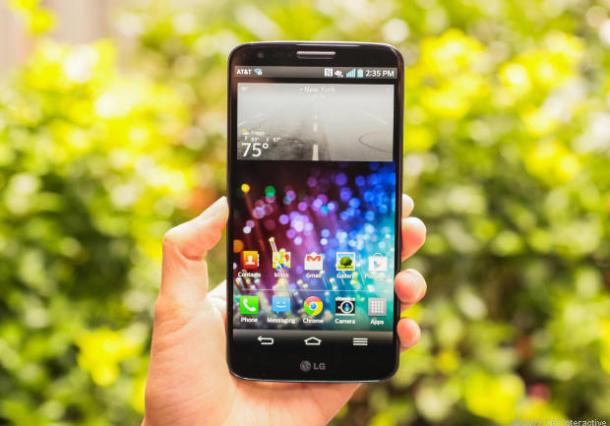 هاتف إل جي G3 قد يأتي مقاوما للماء والغبار