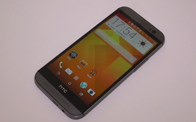 htc one tknws
