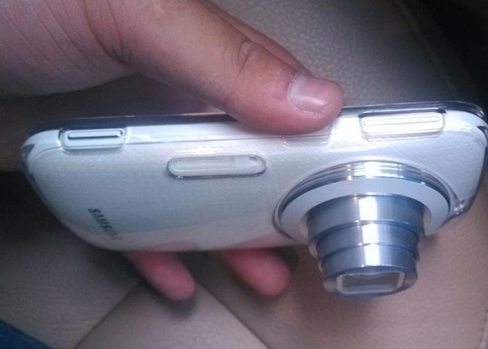 تسريب صورة للهاتف الذكي جالاكسي إس 5 زووم