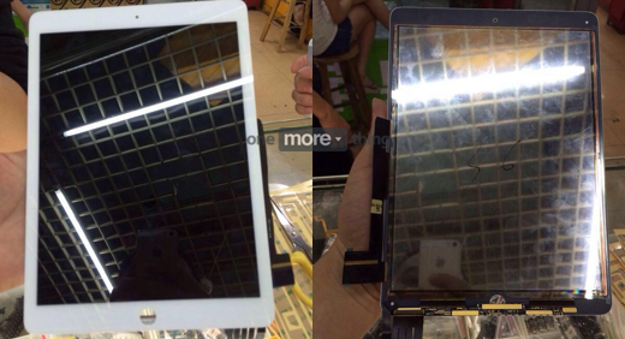 تسريب صورتين للحاسوب اللوحي iPad Air 2
