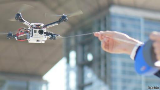 فوتوكايت..طائرة بدون طيار جديدة سهلة الاستخدام