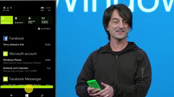 مايكروسوفت تعلن رسميا عن نظام ويندوز فون 8.1