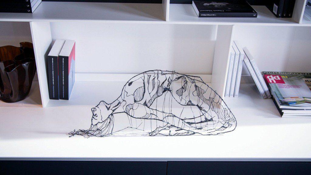 LIX Pen أصغر قلم للطباعة ثلاثية الأبعاد