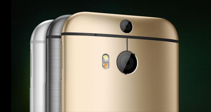 بالصور..إتش تي سي تعتزم إطلاق One M8 بألوان جديدة3