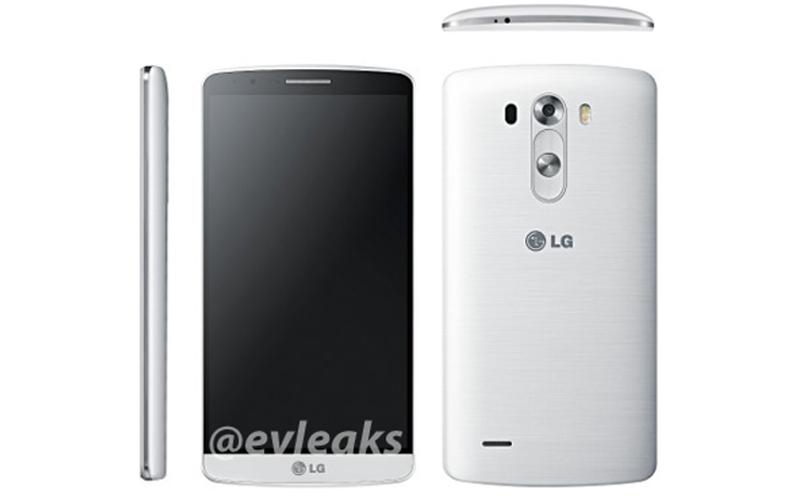 تسريب صورتين عاليتين الدقة للهاتف الذكي إل جي G32