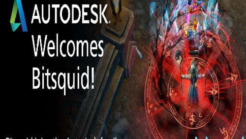 أوتوديسك تستحوذ على بيتسكويد لابتكار محرك لألعاب الـ 3D