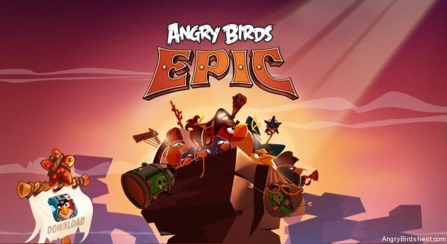 بالفيديو.. إطلاق لعبة Angry Birds Epic عالميا على iOS
