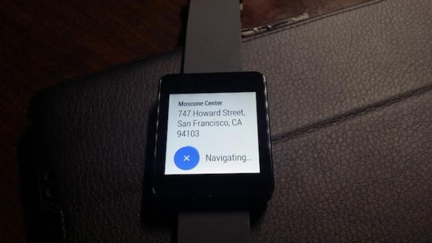 تحديث لـ غوغل ماب لدعم ساعات أندرويد الجديدة