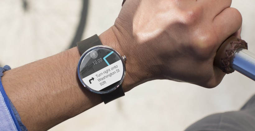 الساعة الذكية موتو 360 ستدعم الشحن اللاسلكي