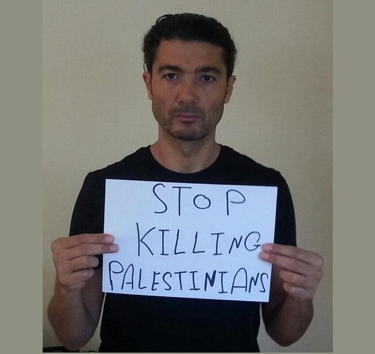 الفنانون العرب يدينون قصف غزة عبر تويتر
