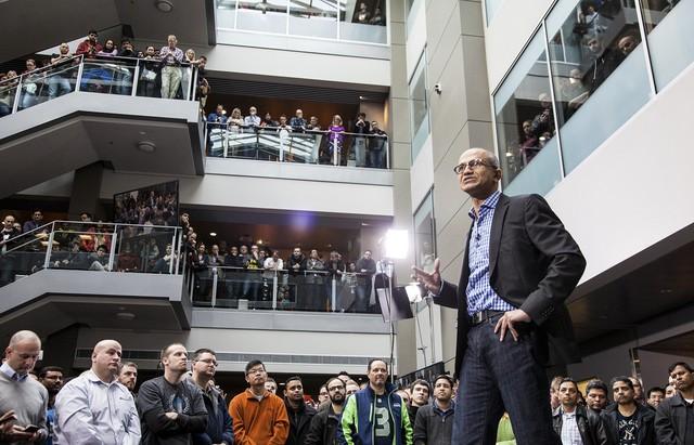 مايكروسوفت تقرر تسريح 18 ألف موظف