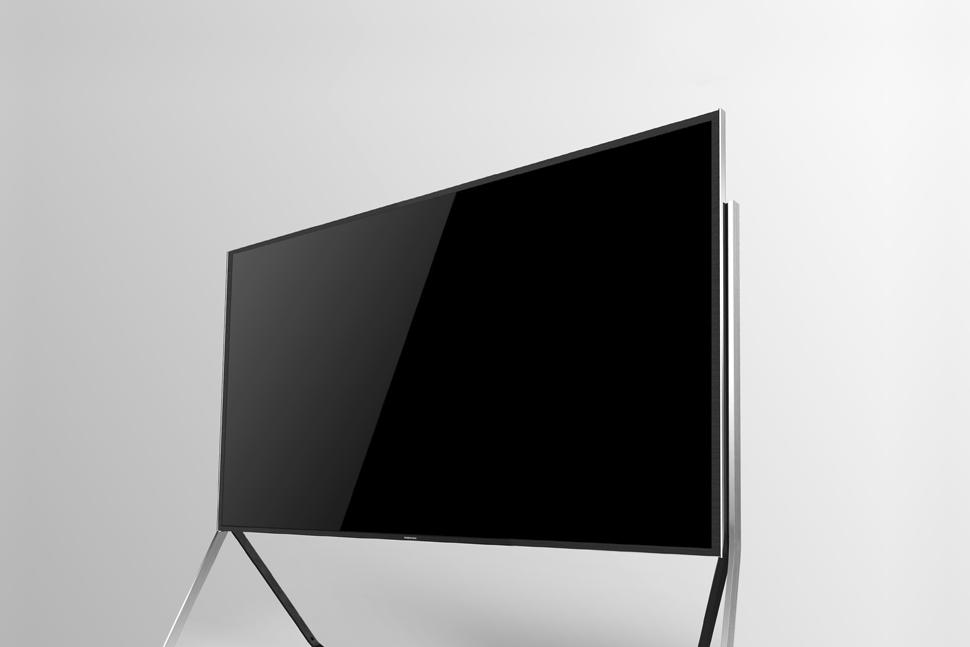 سامسونج تطرح تلفازا 78  بوصة قابلا للانحناء