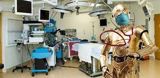 جوجل تتعاون مع جونسون آند جونسون لتطوير روبوتات تساعد في العمليات الجراحية