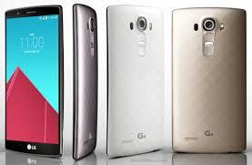 إل جي تكشف النقاب رسميا عن هاتف LG G4 الذكي