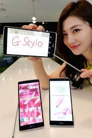إل جي تكشف عن هاتف LG G Stylo الذكي بشاشة 5.7 بوصة