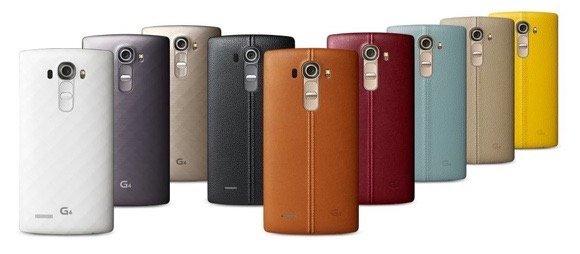 تسريب الصور والمواصفات الرسمية لهاتف LG G4 المنتظر