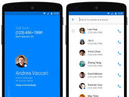 فيسبوك تطلق تطبيق Hello لتحديد هوية المتصل على أندرويد.