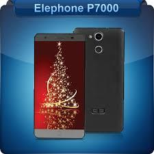 هاتف Elephone P7000 يمتلك قارئ للبصمات بسعر 199 دولار
