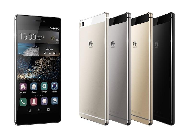 هواوي تكشف رسميا عن هاتف Huawei P8 الرائد