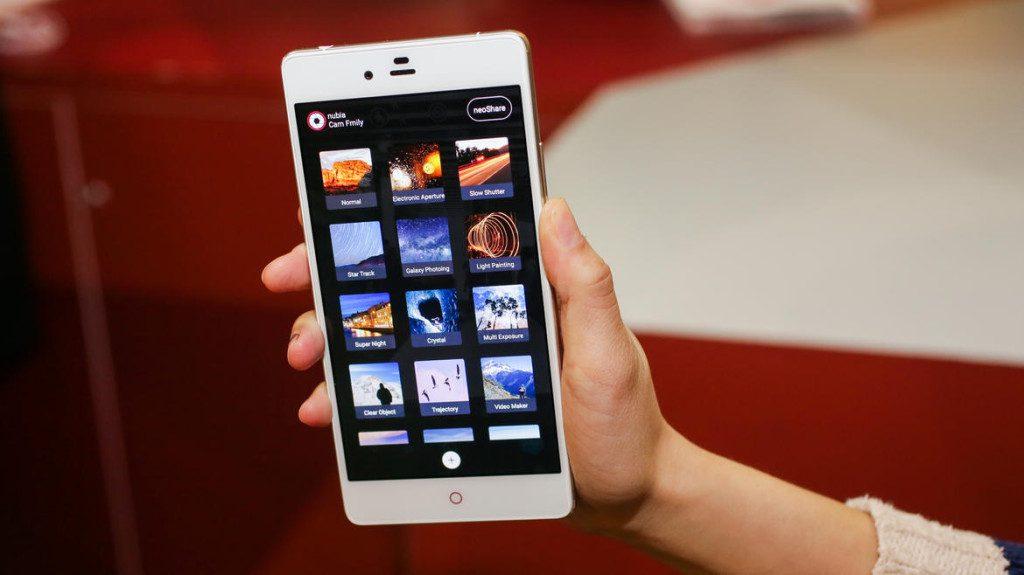 تعرف على مواصفات هاتف ZTE Nubia Z9 الرائد
