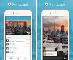 تويتر تطبيق Periscope على مليون جهاز خلال 10 أيام فقط
