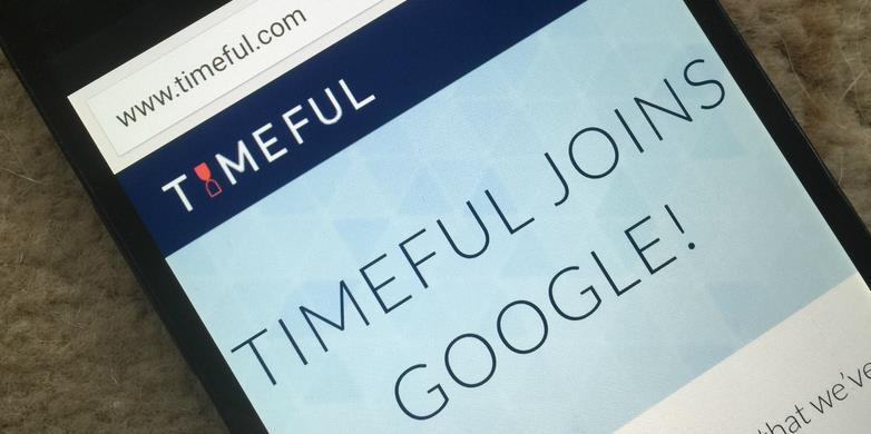 جوجل تستحوذ على شركة TimeFul المتخصصة في تطوير تطبيقات إدارة المهام والمواعيد