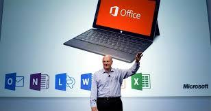 مايكروسوفت تطلق النسخة التجريبية من أوفيس 2016 مجانا