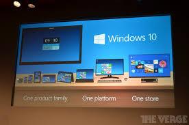 مايكروسوفت لا تريد الكشف عن سعر ويندوز 10